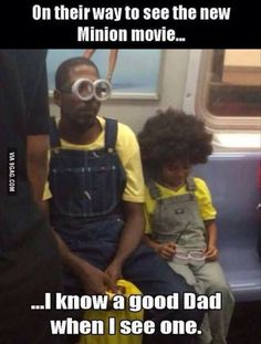 Good dad award goes to this guy!