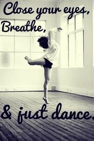 the best advice a dance teacher can give you!
