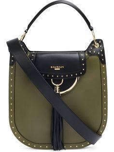 BALMAIN Domaine 33 shoulder bag.  balmain  bags  shoulder bags  hand bags 8ff7cd1370e