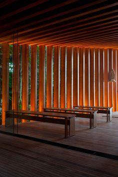 Sacred Architecture, Tectonic Architecture, Tropical Architecture, Religious Architecture, Church Architecture, Amazing Architecture, Modern Architecture, Japanese Architecture, Modern Church