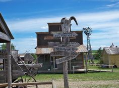 South Dakota Attractions | South Dakota's Original 1880 Town - Murdo - Reviews of South Dakota's ...