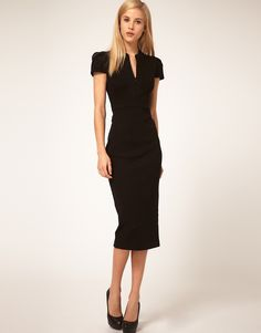 Pricey, but how often do you find such a modest and classy dress like this?  Will never go out of style.