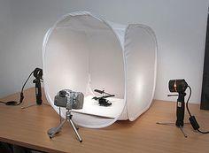 Portable Photo Studio – You Own Mini Photo Studio