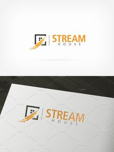 Vector Format, Home Logo, Window Design, Simple Shapes, Company Names, Texts, Thankful, House, Business Names