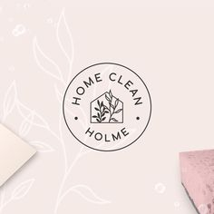 """Marketing Agency on Instagram: """"A squeaky clean logo for new business @homecleanholme 🧽✨ It was a pleasure to work with Jade to launch her new domestic cleaning business,…"""" Domestic Cleaning, Cleaning Business, Jade, Product Launch, Hollywood, Marketing, Logo, Instagram, Logos"""