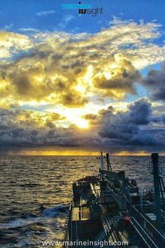 #sunset #seaphotography #ship #shiplife #ships #shipping #seafarers #seaman #maritime #marineisnight #merchantmarine #merchantnavy #marineindustry  Photograph by Ujwal Sood