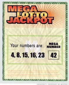 we like to reward good efforts with lotto scratchers around here.