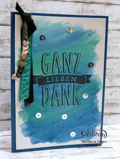 Barbaras Kreativ-Studio - Stampin'Up! Demonstratorin in Wien : schnell gefertigte Karten mit den neuen In Colors