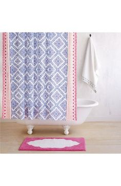 Free Shipping And Returns On John Robshaw Mitta Shower Curtain At Nordstrom.com.  Add