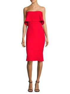 LIKELY - Conrad Strapless Dress