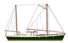 plans Sea Bright, Boat Interior, San Juan Islands, Charter Boat, Boat Design, Island Girl, Power Boats, Boat Building, Sailboats