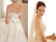 Superbes robes, très délicates, magnifiques dentelles ! creatrice Wanda Borges, Bresil :( :(