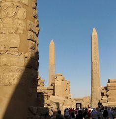 Viaggi in Egitto, Tempio di Karnak a Luxor http://www.italiano.maydoumtravel.com/Pacchetti-viaggi-in-Egitto/4/0/