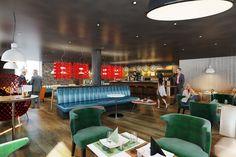 Restaurant at Scandic Stavanger City - opening 2014