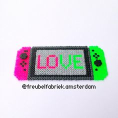 68 vind-ik-leuks, 1 reacties - Maggie Amsterdam (@freubelfabriek.amsterdam) op Instagram: 'This is my own design! If you use it give me the credits #nintendoswitch #madebyme #withlove and…'