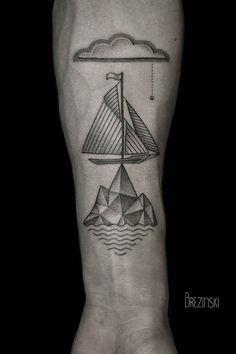 Tattoos by Brezinski 2014 part 2 by Brezinski Ilya, via Behance