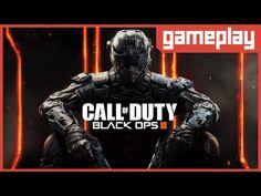 [GAMEPLAY] Call of Duty: Black Ops III Beta - Conhecendo a Versão Beta d...