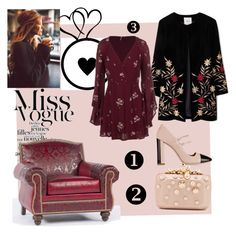 """Senza titolo #222"" by steffyyeah on Polyvore featuring moda, Miu Miu, Elie Saab, MANGO e Free People"