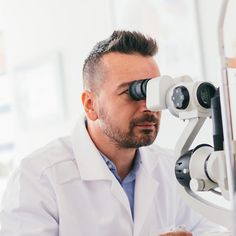 August is National Eye Exam Month! Learn about the importance of eye exams in our Blog.👁️ Glasses Guide, Eye Exam, Eye Doctor, Medical History, Eyes, Blog, Blogging, Cat Eyes