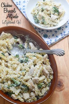 Truth be told, I haven't allowed myself to eat pasta with alfredo or any other full on, cream based sauce, for most of my adult life. It was an easy sacrifice for me to make in my effort to stay in...