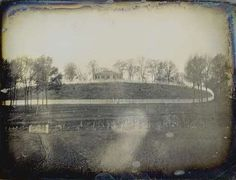 1848 - FIRST PHOTOGRAPH OF NEW YORK CITY - Provided by Mental Floss