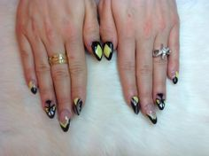 Nails/Ongles Miss Tinguette Ongles