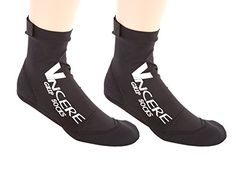 Vincere Neoprene Beach Grip Socks 2 Pack Black Small >>> Find out more about the great product at the image link.(This is an Amazon affiliate link and I receive a commission for the sales)
