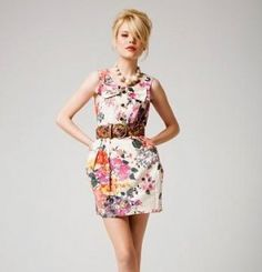 15 imágenes de vestidos estampados muy bonitos (9)