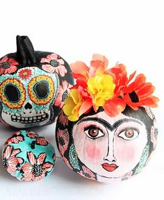 Frida Kahlo Projects for Kids - Red Ted Art halloween manualidades Frida Kahlo Projects for Kids - Red Ted Art Holidays Halloween, Fall Halloween, Halloween Crafts, Holiday Crafts, Halloween Decorations, Halloween Ideas, Autumn Crafts, Halloween Stuff, Holiday Fun