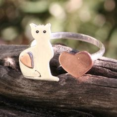 for the love of cats ring
