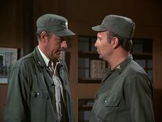 M*A*S*H: Season 1, Episode 8 Cowboy (12 Nov. 1972) Lt. Colonel Henry Blake, McLean Stevenson, Frank Burns,  Larry Linville