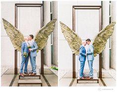beautiful pictures of a charming same sex wedding in Berlin @ www.matthiasfriel.de