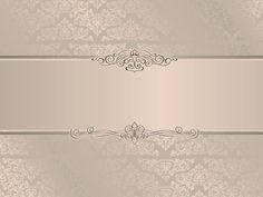 Elegant Wedding Invitations   Elegant Wedding Invitation Backgrounds - Beige, Border & Frames ...
