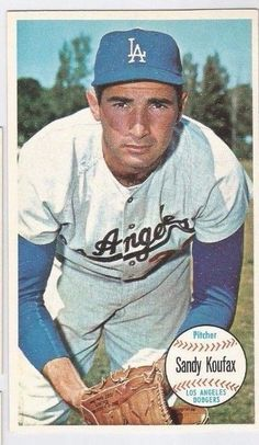 9fdd102efdb 1964 Topps Giant All-Stars Sandy Koufax