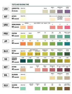 Pin By Aaron Storm On Mlt  Chemistry  Urinalysis