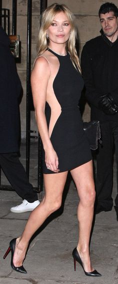 Kate Moss in Stella McCartney