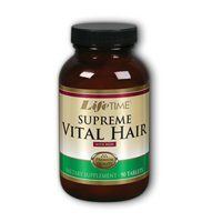 Life Time Nutritional Specialties Supreme Vital Hair 120 caps Pack of 3 *** Learn more by visiting the image link. (This is an affiliate link and I receive a commission for the sales)