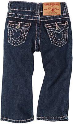 82e3146b3 Amazon.com  True Religion Baby Girls  Billy Jean