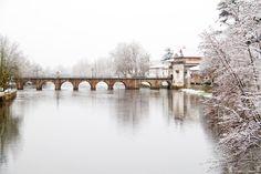 Roman bridge Chaves - PORTUGAL