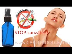 SPRAY ANTI ZANZARE FACILISSIMO !!! - Carlitadolce