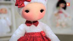 Curso online de Fidelina- muñecas con alma y corazón | eduK.com.mx
