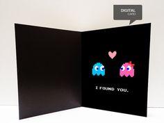 Pac Man Valentine