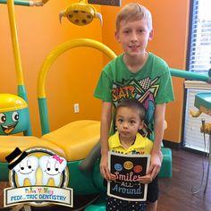 When your visit with Palm Valley Pediatric Dentistry is over there will be smiles all around - including the parents!   Palm Valley Pediatric Dentistry    www.pvpd.com #pvpd #kid #child #children #love #cute #sweet #pretty #little #fun #family #baby #happy #smile #dentist #pediatricdentist #goodyear #avondale #surprise #phoenix #litchfieldpark #verrado #dentalcare #oralhealth #kidsdentist #childrendentist #pch