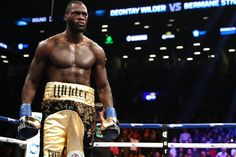 ICYMI: Deontay Wilder stars on NYC's power-packed boxing night
