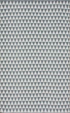 Rugs USA Outdoor Prism Checks Grey Rug - 5x8 $79.75, 8x10 $159.50