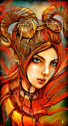 Aries by mad-snaiL.deviantart.com