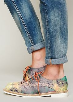 Free People shoes. LOVE!