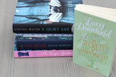 6 books to add to your Autumn / Fall reading list for 2016; Novels and non-fiction including Virginia Woolf, Jessie Burton and some floral instagram inspiration