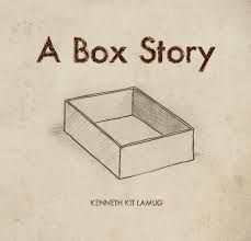 invites readers to see how a box is not just a box, but can be anything you imagine.