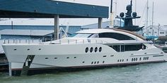 Palmer Johnson Superyacht Lady M - Seatech Marine Products / Daily Watermakers